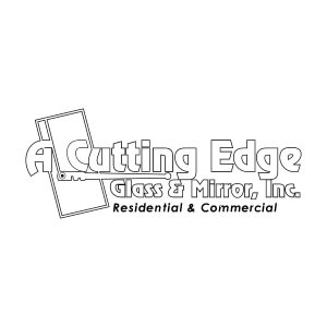 A Cutting Edge Glass & Mirror Small Logo