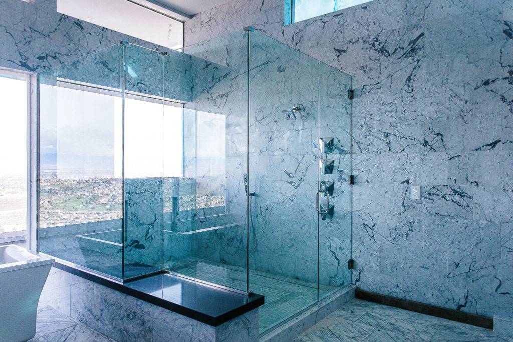 Clearshield Protection Shower Doors